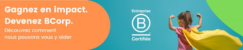 Accompagnement à la certification BCorp par Altman Partners